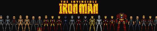 Tony Stark/Iron Man (The MCEU) by KingCozy7