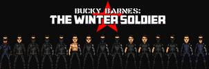 Bucky Barnes (The MCEU)