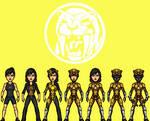 Yellow Ranger (MMPR)