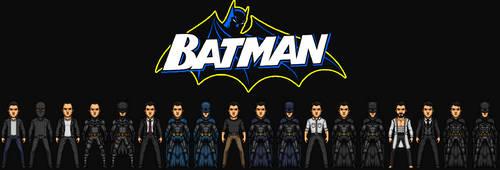 Bruce Wayne/Batman (The DC Nation) by KingCozy7