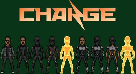 Me/Charge (World's Legion)