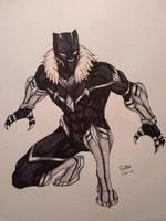 MCEU Black Panther by KingCozy7