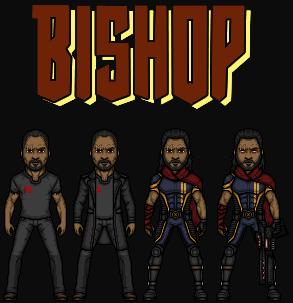 Lucas Bishop/ Bishop (The MCEU) by KingCozy7
