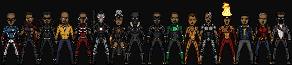 Happy Black History Month by KingCozy7