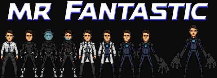 Reed Richards/Mister Fantastic (The MCEU)