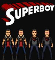 Conner Kent/Superboy (The DC Nation)