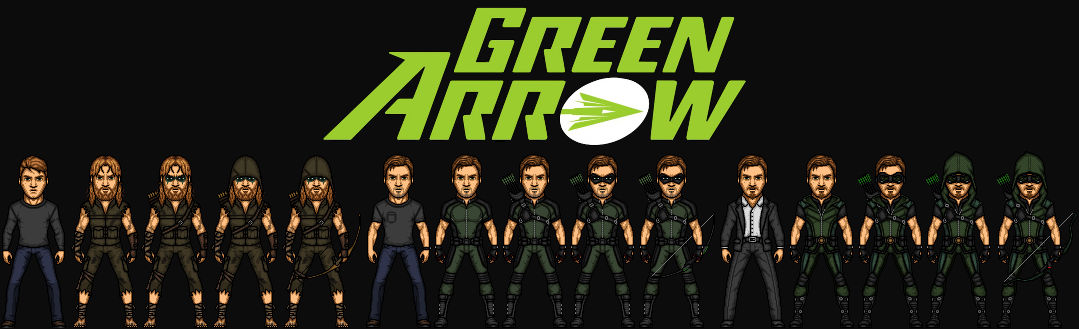 Oliver Queen/Green Arrow (The DC Nation)