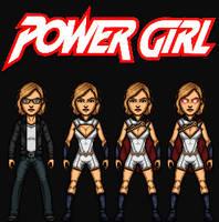 Kara Zor-L/Power Girl (The DC Nation)