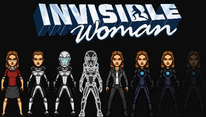 Invisible Woman (The MCEU)