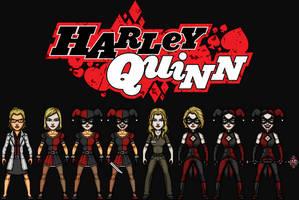 Harley Quinn (The DC Nation)