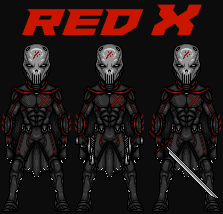 Red X (The DC Nation) by KingCozy7