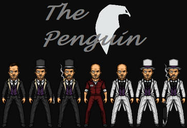 Oswald Cobbelpot/The Penguin (The DC Nation) by KingCozy7