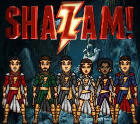 Shazam! II/DC Nation by KingCozy7