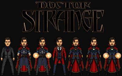 Dr. Stephen Strange (The MCEU) by KingCozy7
