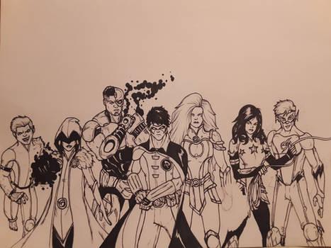 Titans Forever