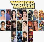 Wonder Woman Fancast