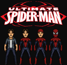 Peter Parker/Ultimate Spider-Man (The MCEU)