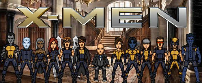 MCEU X-Men (MCU Variant)
