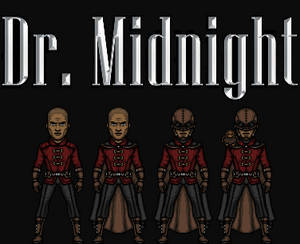 Dr. Midnight (The DC Nation)