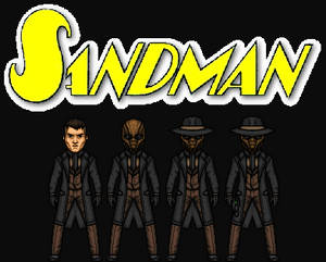 The Sandman (The DC Nation)