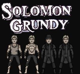 Solomon Grundy (The DC Nation)