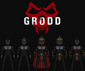 Grodd (The DC Nation)