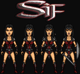 Lady Sif (The MCEU)