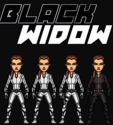 Black Widow/Yelena Belova (The MCEU)