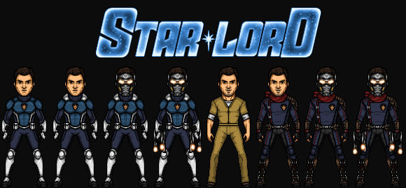 Star Lord (The MCEU)