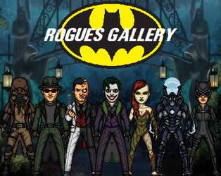 Bat-Villains