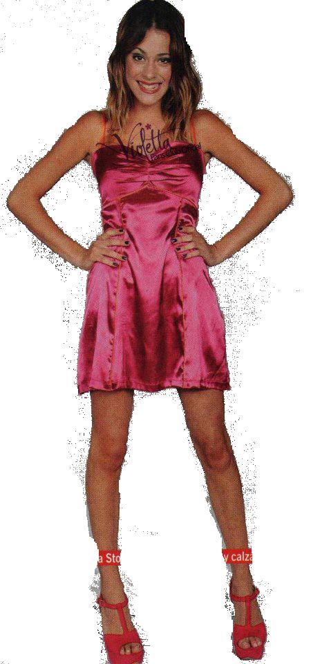 Violetta Martina Stoessel Look Style Capelli Copia Youtube