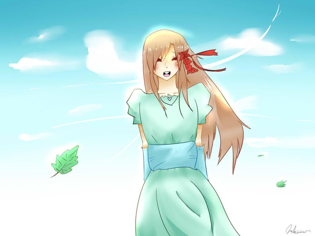 Beauty by AnimeDrawerGuy1000
