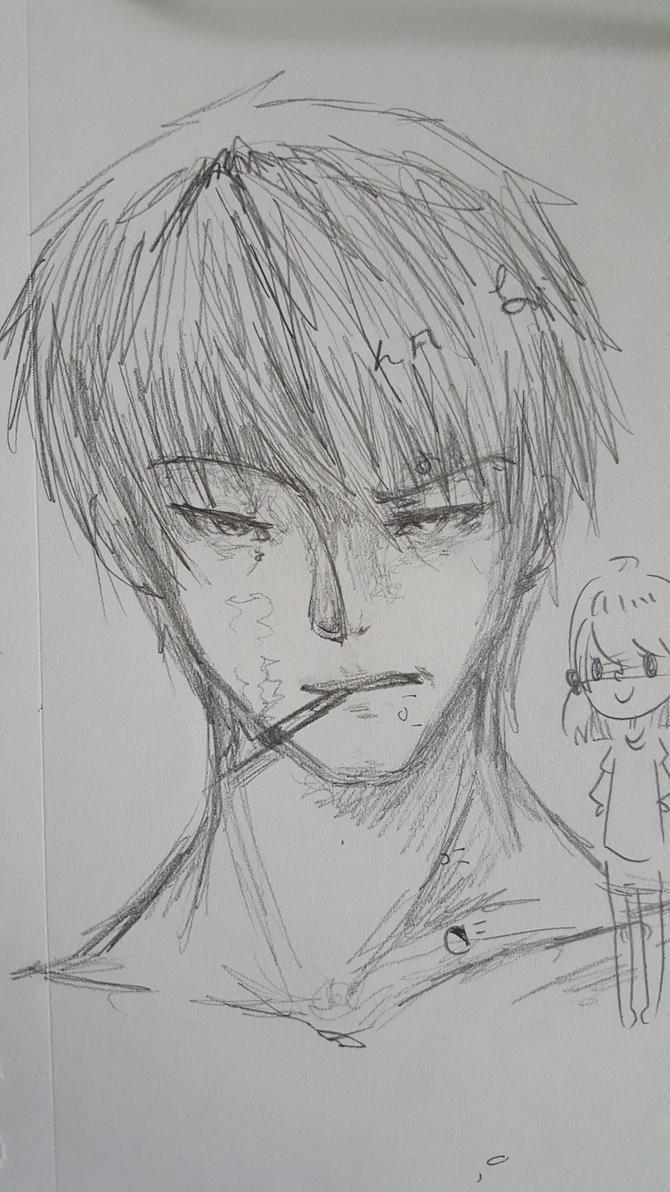Doodlenoodle 2 by AnimeDrawerGuy1000