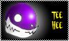 Creepy giggle Stamp by Mushroom-Jelly