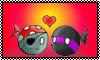 Forbiden love Stamp by Mushroom-Jelly