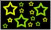 Star stamp by Mushroom-Jelly
