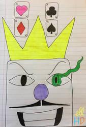 King Dice from Cuphead @ Zaraegis
