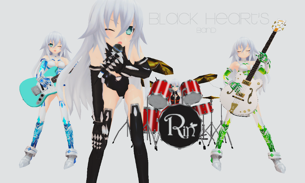 -Soul's Gallery Black_heart__s_band__by_xcolourz-d4ykpf3