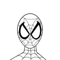 Spider-Man Line art