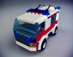 Lego 7890 Screen