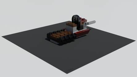 75099 Brick modelling