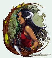Commi: Ebonydragon 02 by Nashya
