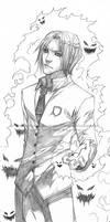 Sketch Commission-Arkillian by Nashya