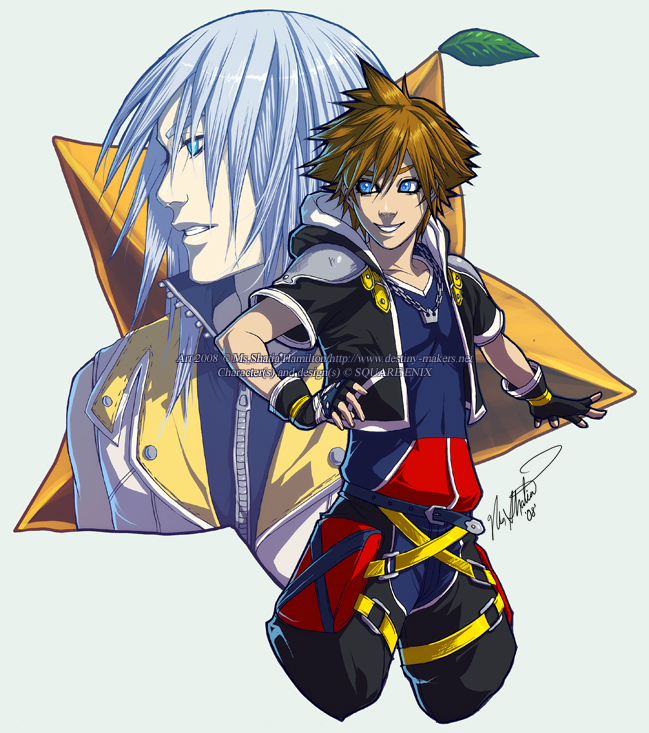 Sora By Nashya On DeviantArt