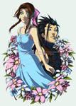 Final Fantasy 7: Zack - Aerith