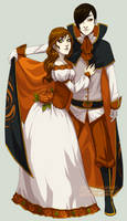 Lord and Lady Autumn