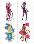 Portfolio Examples 05: Designs