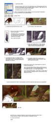 Cel shading 02 : Backgrounds by Nashya