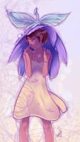 Flower Girl by Nashya