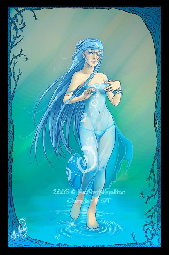Elemental Goddess Series 1-5 by Nashya